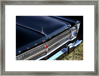 1965 Plymouth Satellite 440 Framed Print by Gordon Dean II