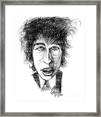 1966 Framed Print