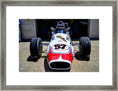 1966 Gearhardt Rear Engine V8 Framed Print