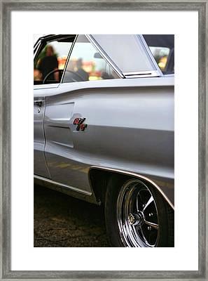 1967 Dodge Coronet Rt Framed Print