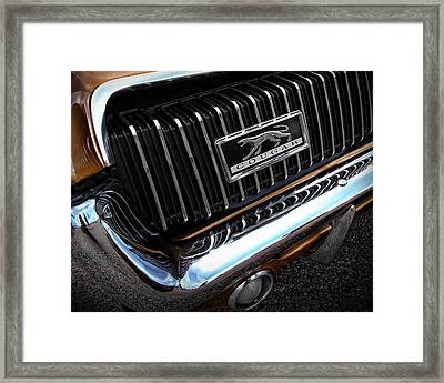 1967 Mercury Cougar Framed Print