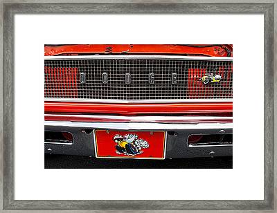 1968 Dodge Coronet Super Bee Framed Print