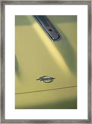 1968 Plymouth Barracuda Framed Print by Gordon Dean II