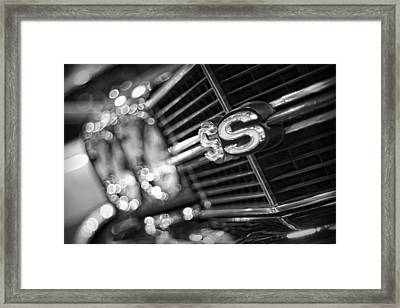 1970 Chevrolet Chevelle Ss 396 Framed Print by Gordon Dean II