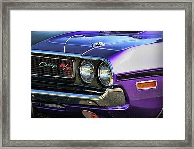 1970 Dodge Challenger Rt 440 Magnum Framed Print