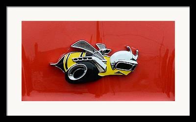 Dodge Coronet Super Bee Framed Prints