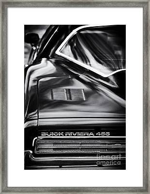 1971 Buick Riviera 455 Framed Print by Tim Gainey