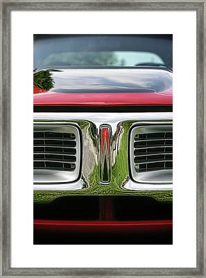 1972 Dodge Charger 400 Magnum Framed Print by Gordon Dean II