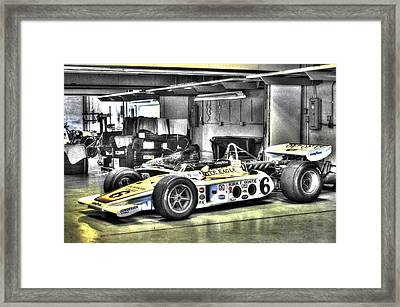 1972 Eagle Offy Aar-eagle #6  Framed Print by Josh Williams