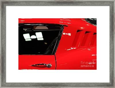 1965 Ferrari 275 Gtb - 5d20035 Framed Print by Home Decor