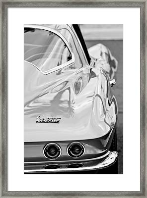 1967 Chevrolet Corvette Framed Print