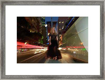 2017 Styleaid Photographic Exhibition Images Framed Print
