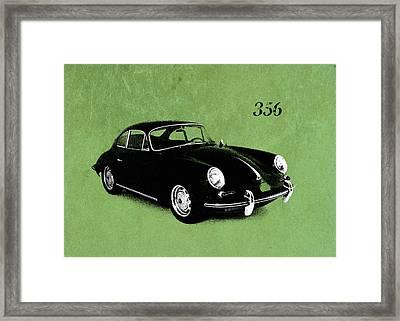 356 Framed Print by Mark Rogan