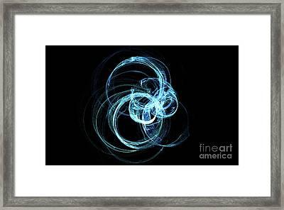 2 Framed Print