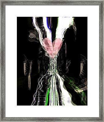 A Woman Not An Object Framed Print