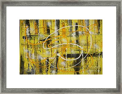 Abstract_untitled Framed Print