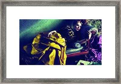 Adele Framed Print