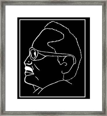 Agostinho Neto Framed Print