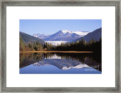 Alaska, Juneau Framed Print by John Hyde - Printscapes