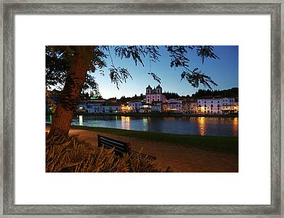 Framed Print featuring the photograph Alcacer Do Sal by Carlos Caetano