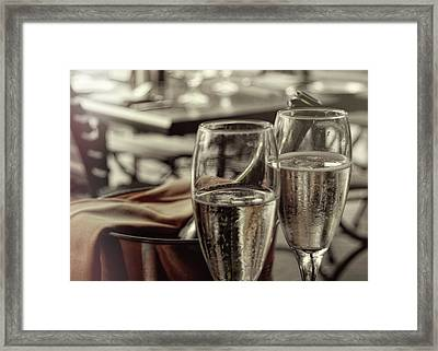 All Sparkling Framed Print by JAMART Photography