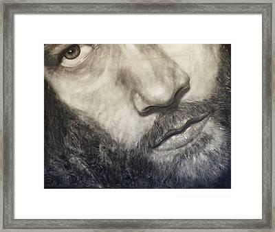 Anam Paiseanta Up Close Framed Print by Adrienne Martino