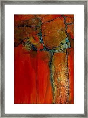 Anasazi Framed Print