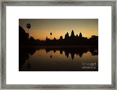 Angkor Wat Framed Print by Stefano SmallBoy Tomassetti - Photodreamer