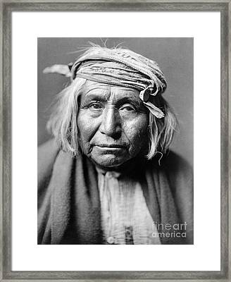 Apache Man, C1906 Framed Print by Granger