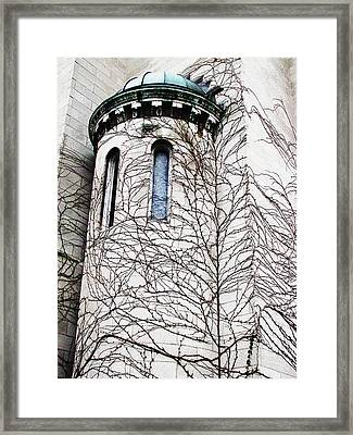 Architecture Series Framed Print by Ginger Geftakys