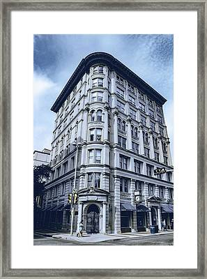 Archtectural Building 2 Framed Print