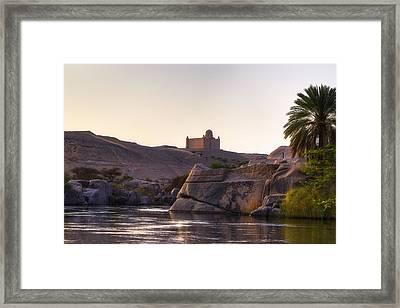 Aswan - Egypt Framed Print by Joana Kruse