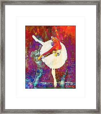 Ballet Framed Print