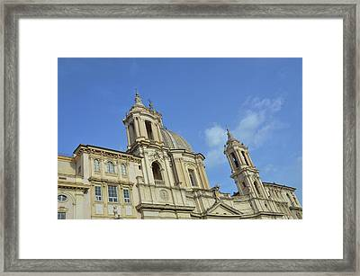 Baroque Church Framed Print by JAMART Photography