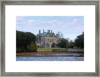 Beaulieu - England Framed Print by Joana Kruse