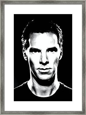 Benedict Cumberbatch  Framed Print by Best Actors