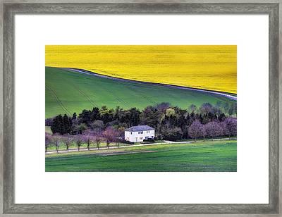 Berkshire - England Framed Print