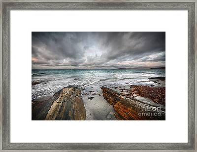 Berneray Views Framed Print