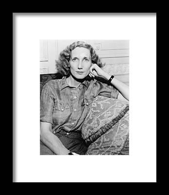 Beryl Markham Framed Prints
