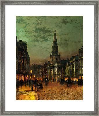 Blackman Street London Framed Print