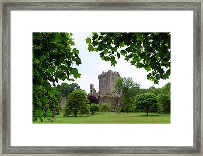 Blarney Castle - Ireland Framed Print by Joana Kruse