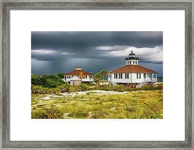 Boca Grande Fl Framed Print