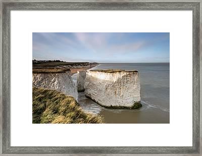Botany Bay Framed Print by Ian Hufton
