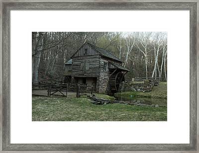 Bromley's Mill Framed Print