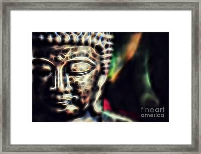 Buddah Collection Framed Print