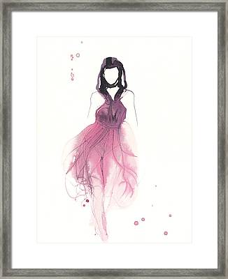 Catwalk Framed Print