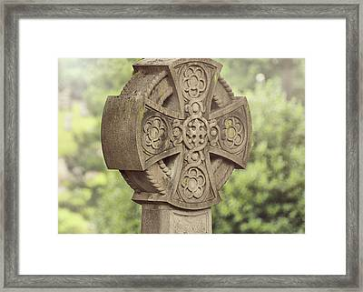 Celtic Framed Print by JAMART Photography