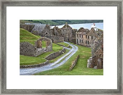 Charles Fort - Ireland Framed Print