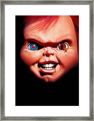 Childs Play 3 1991 Framed Print