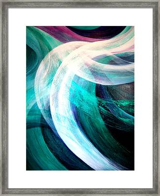 Circulation Framed Print